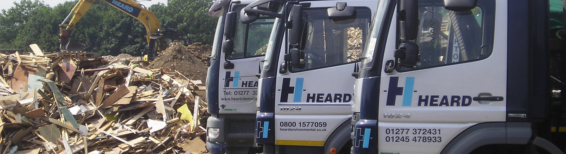 Skip Hire in Essex