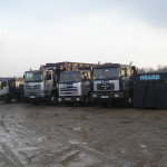 Waste Recycling Vehicles